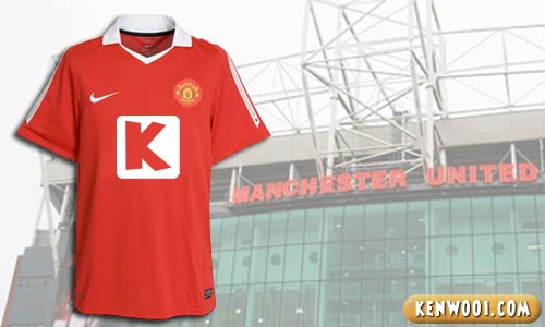 manchester united kenwooi jersey
