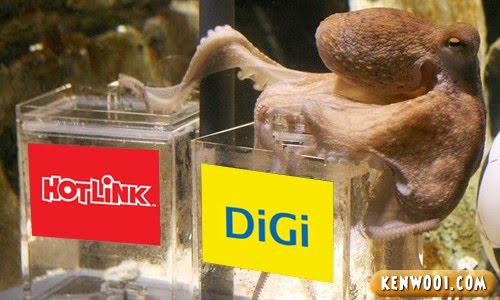 hotlink vs digi