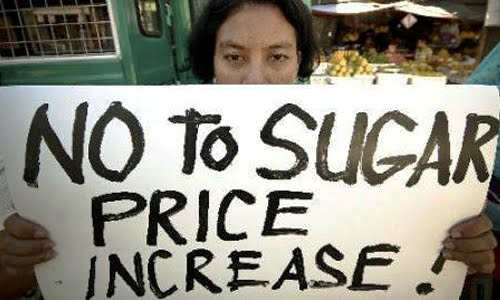sugar price increase