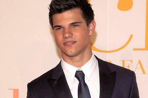 taylor lautner in suit