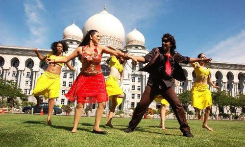 tamil movie dance