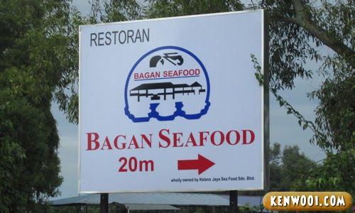 klang bagan seafood