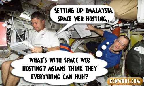 space web hosting