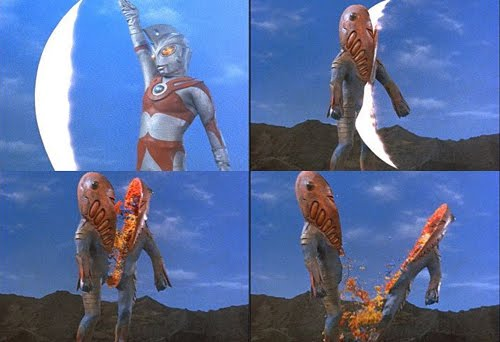 ultraman ace fight