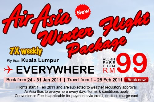 airasia promotion poster