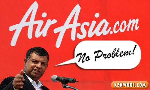 tony fernandes speech