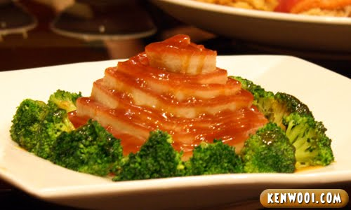 braised shanghainese pork