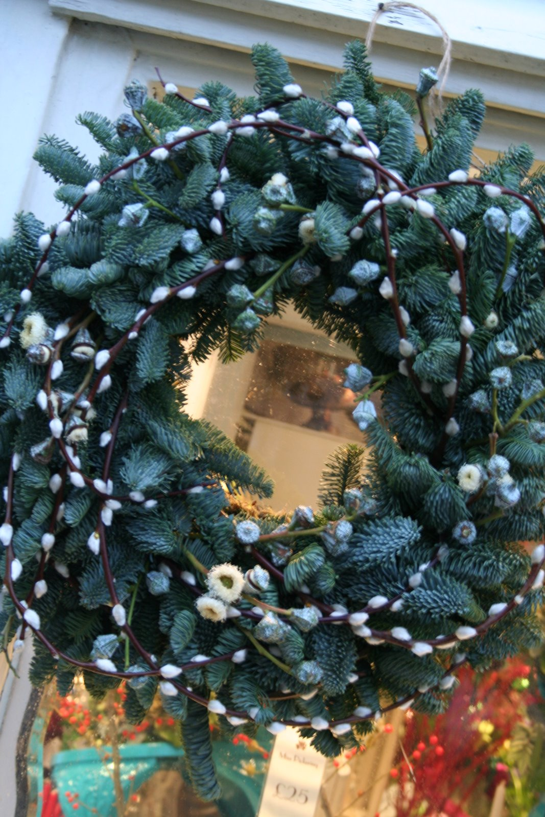 Christmas Wreath Rings