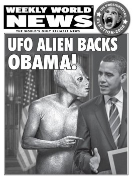 alien obama