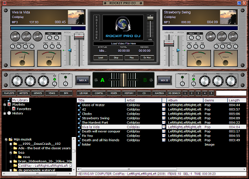 Free n Exclusive Software Download !: RockIt DJ Pro 4.20.1620 Rockit Pro DJ is powerful, full-featured, live DJ mixing software for use  on a laptop, desktop or rack computer. Perfect for weddings, parties,  clubs, ...