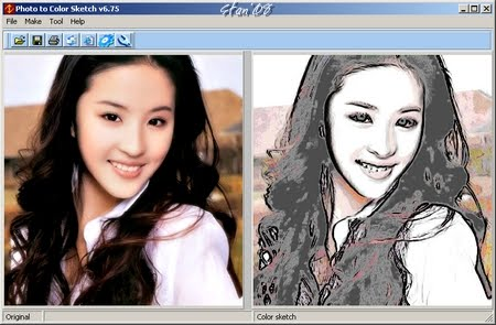 Line Art Software Free Download : Free n exclusive software download !: convert photo to pencil sketch