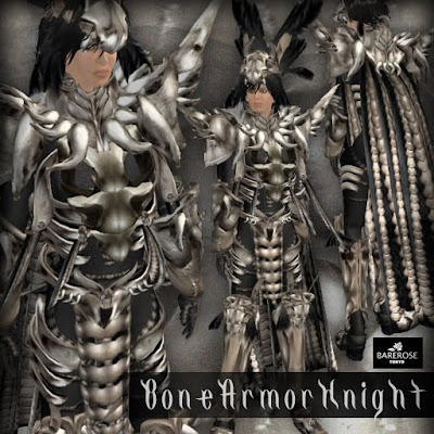 armor knight. 2 New Male/Female armor sets