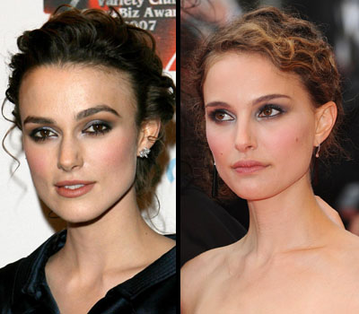 Keira khightley and Natalie portman