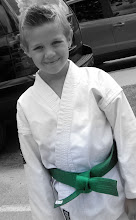 me as a green belt