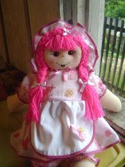 boneca kátia pequena