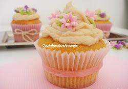 Cupcake de cheesecake!