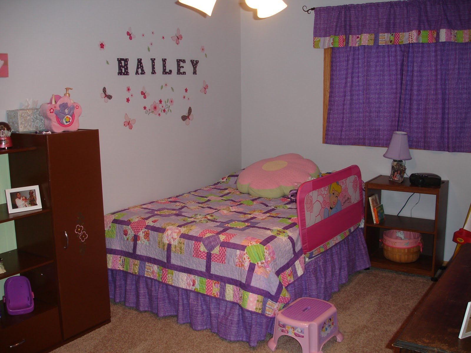 our little zoo tlbp 39 s new big girl bedroom