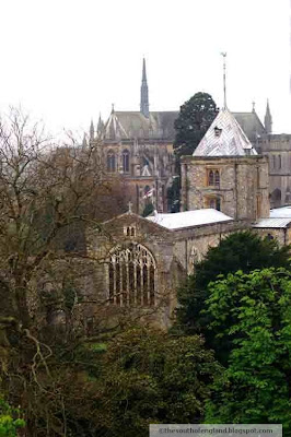 fitzalan chapel and arundel cathedral