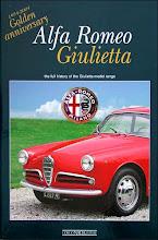 Alfa Romeo Giulietta - Um marco histórico na Indústria Automóvel.