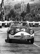 Alfa Romeo Giulietta SZ - by Zagato
