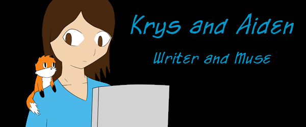 Krys and Aiden: Writer and Muse