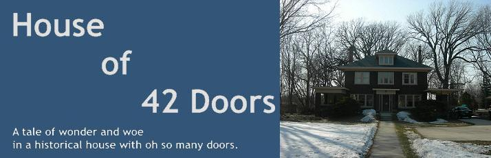 House of 42 Doors