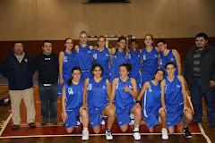 Vice-Campeãs Distritais de Juniores 2010-2011