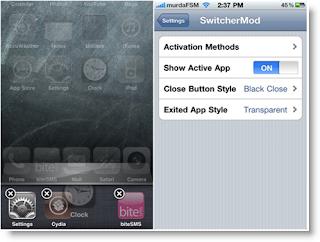 SwitcherMod iPhone Mod