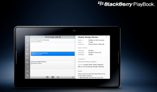 BlackBerry Playbook Finally Launched