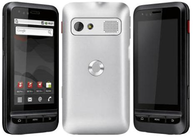 Three Vodafone Android Powered Phone