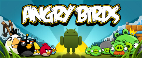 Angry Birds Game Android App