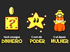 Super Mario ensina!