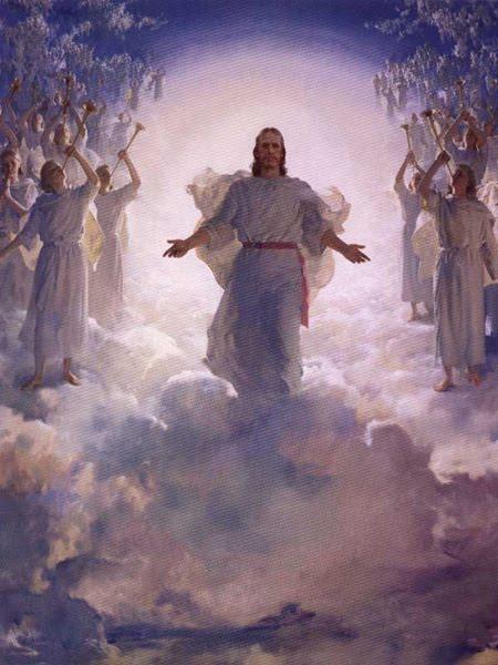 Gambar Tuhan Yesus Naik ke Sorga Yesus Kristus Naik ke Sorga