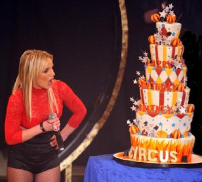Cumpleaños de Britney Spears