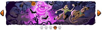 doodle con Scooby-Doo