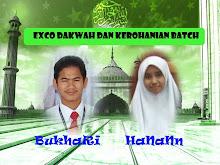# Exco Dakwah & Krohanian #