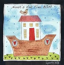 Noah's Ark Stitchery BOM