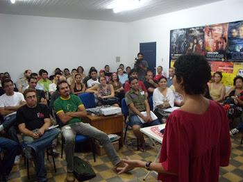 """O workshop de fotografia, """"Imagem e imaginação"""""""