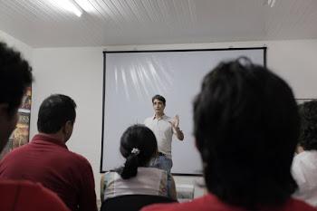 Oficina de Audiovisual - Escola de Cinema Darcy Ribeiro