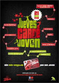 Mercadillos madrile os more jueves del carnet joven 2010 for Gancedo outlet madrid