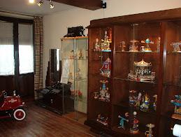 Museo del Juguete de Hojalata en Avila