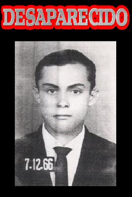 Desaparecido José Alves de Luz