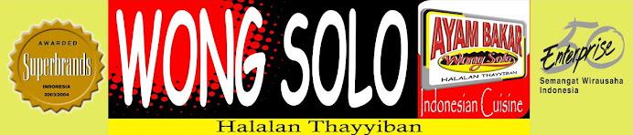 Ayam Bakar Wong Solo Jogja