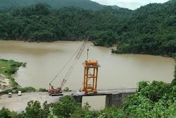 Upper Bakun Dam