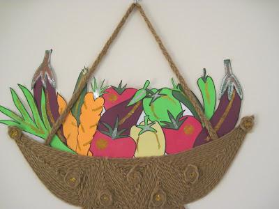 Mor Kelebekler Meyve Sepeti Tebrik Kartı çerçeve