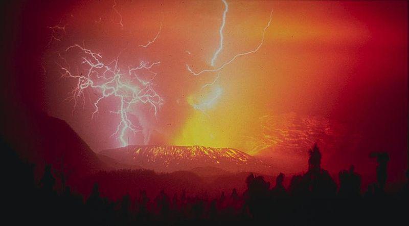 Mount Tambora Volcanic Eruption