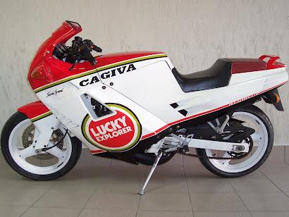 CAGIVA C12R SP 125