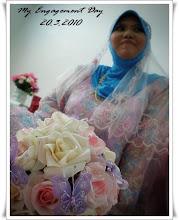 Hari Pertunangan saya - 20.3.2010