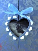 Blue Wedding Album