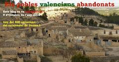 """Blog """"Pobles abandonats"""". Agustí Hernández"""
